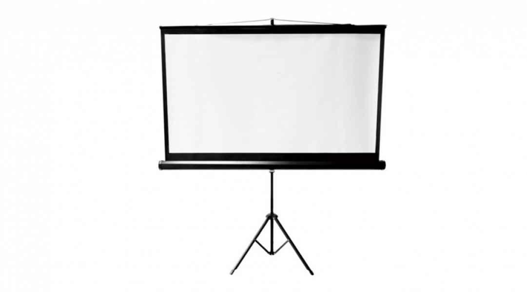 Écran de projection 6x6 ou 4x4 pieds
