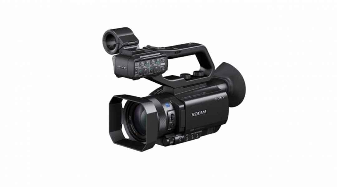 Sony PXW-X70 4K - 100Mb/s 4:2:0 8bit