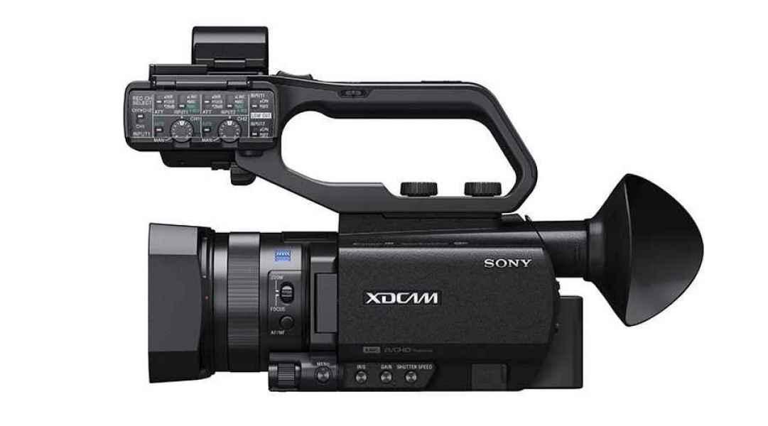 Sony PXW-X70 - 50Mb/s 4:2:2