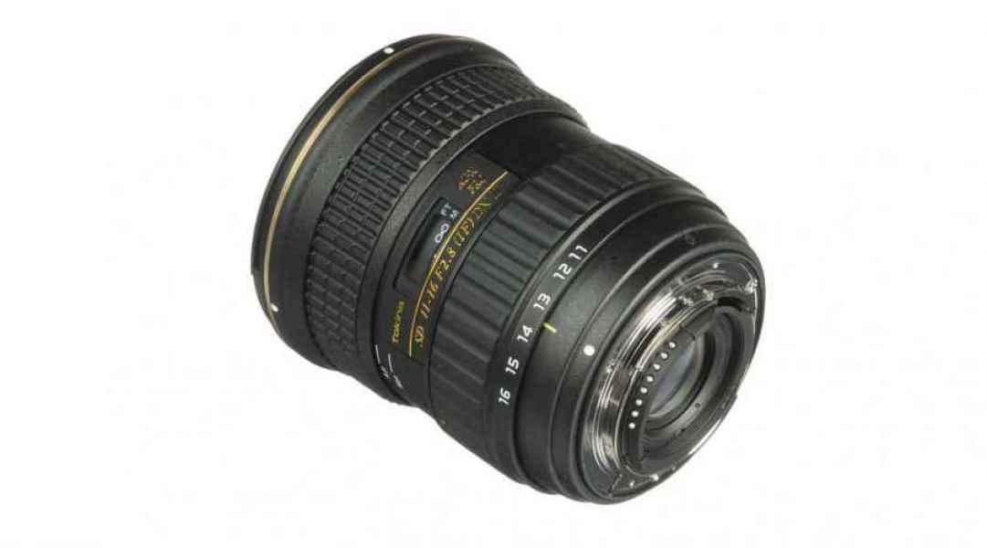Tokina zoom EF-S 11-16mm f:2.8