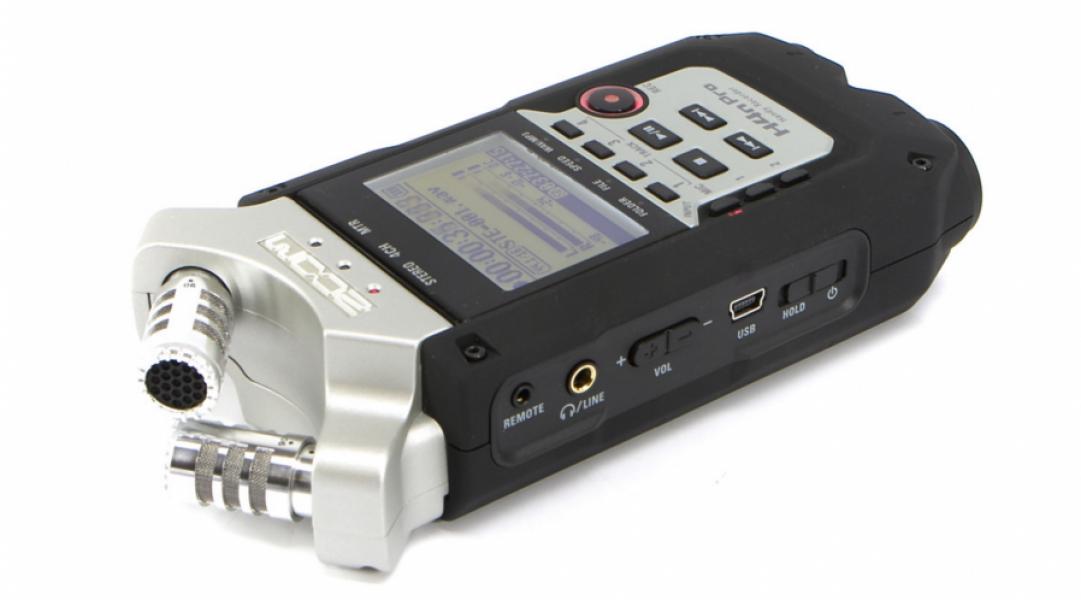 Zoom H4N (enregistreur audio)