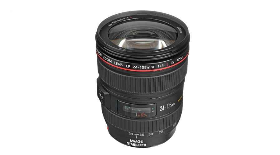 Canon zoom EF 24-105mm f:4 stabilisé