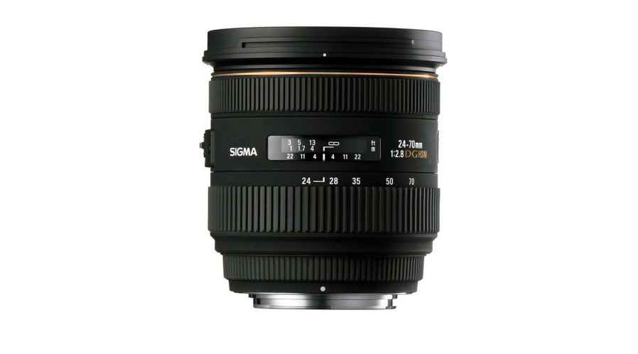 Sigma zoom EF 24-70mm f:2.8