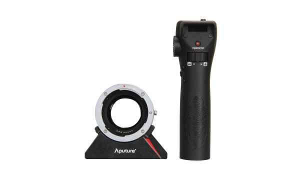 Adaptateur EF actif pour micro 4/3