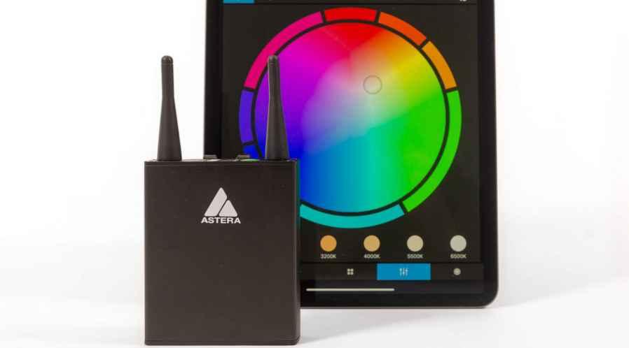 Contrôleur Bluetooth pour Astera Titan