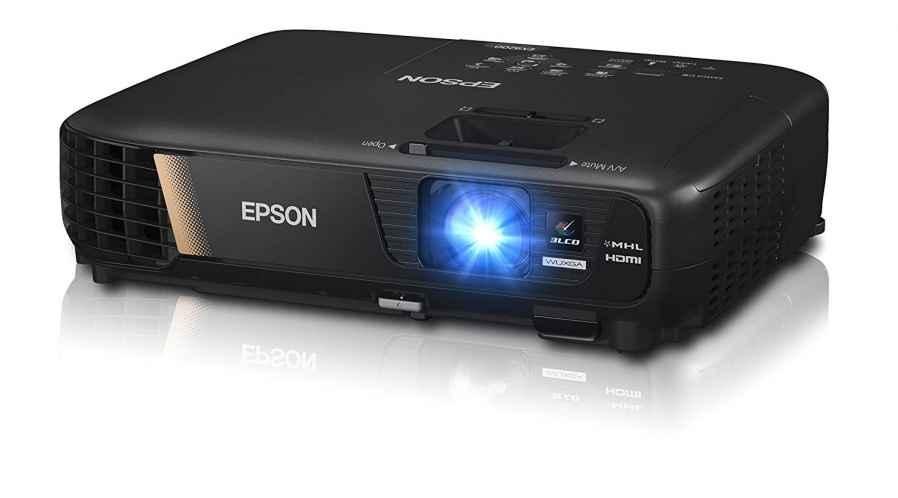 Epson Projecteur Full HD en HDMI 1080p Puissance 3200 Lumens