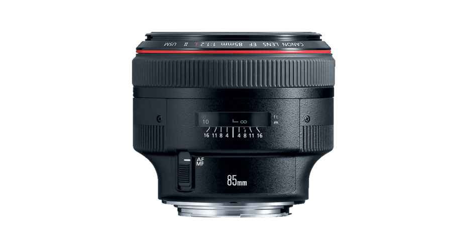 Canon objectif fixe EF 85mm f:1.2