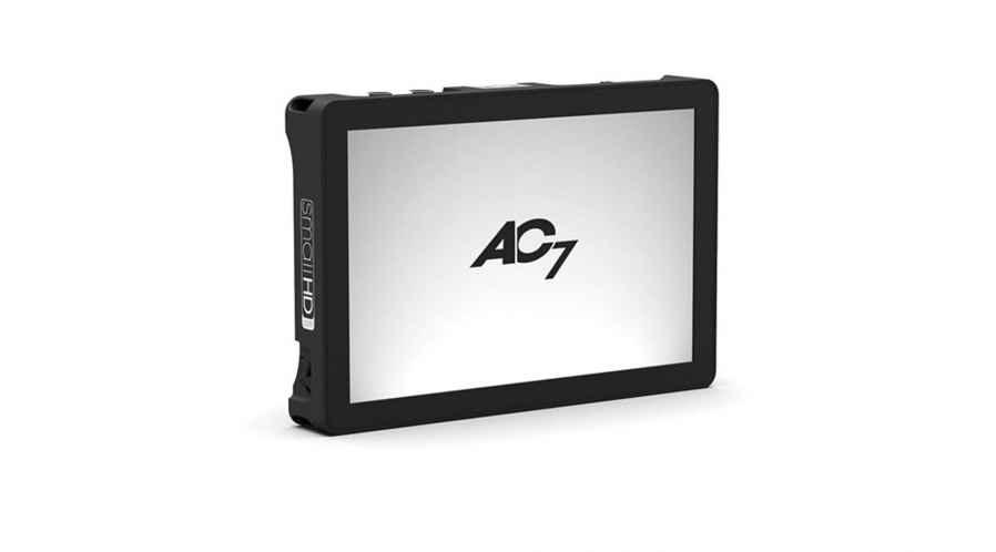 SmallHD Moniteur 7 pouces AC7 (SDI, HDMI)