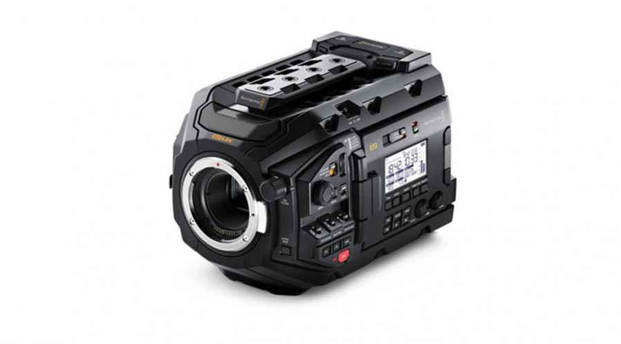 Blackmagic URSA MiniPro G2 4.5K