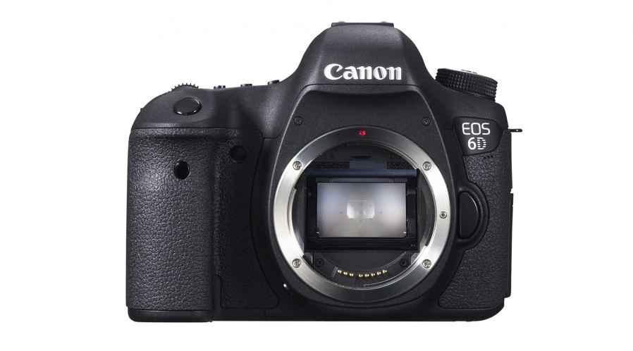 Canon 6D + Carte 32G