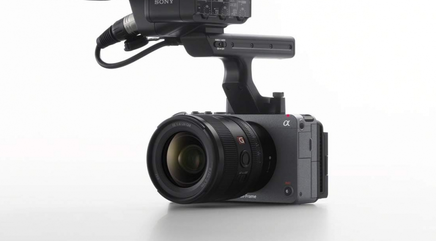 Sony FX3 4K 422 10bits 120fps (objectif non inclu)
