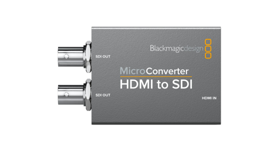 Blackmagic Convertisseur HDMI -> SDI 4K