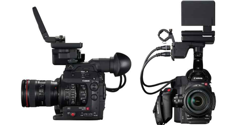 Canon C300 Mark II (4K) avec 320GB C-fast