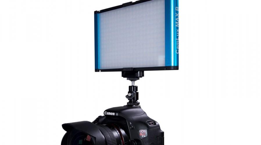 Dracast Panneau de LED Bicolor Camlux Pro