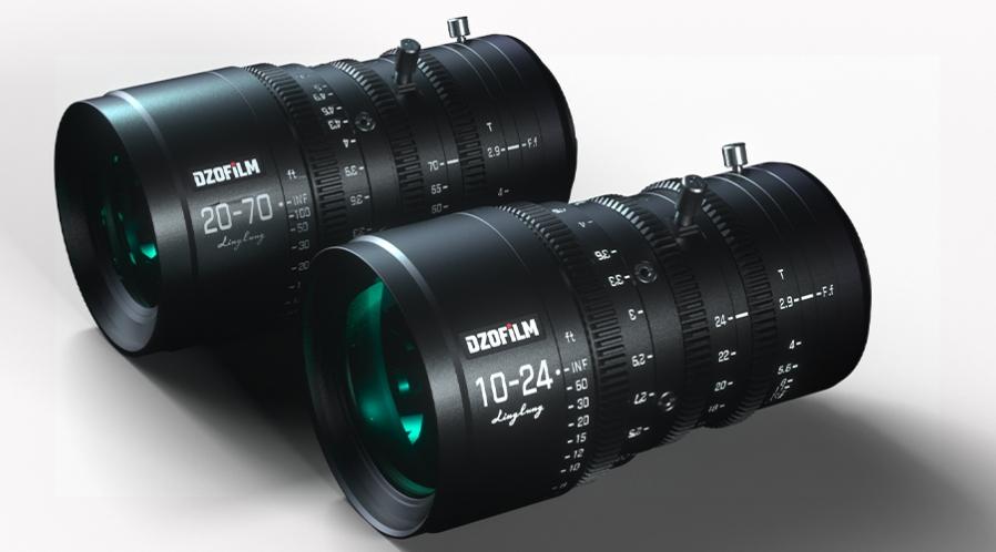 Objectifs Zoom 10-24mm DZOFilm Micro 4/3