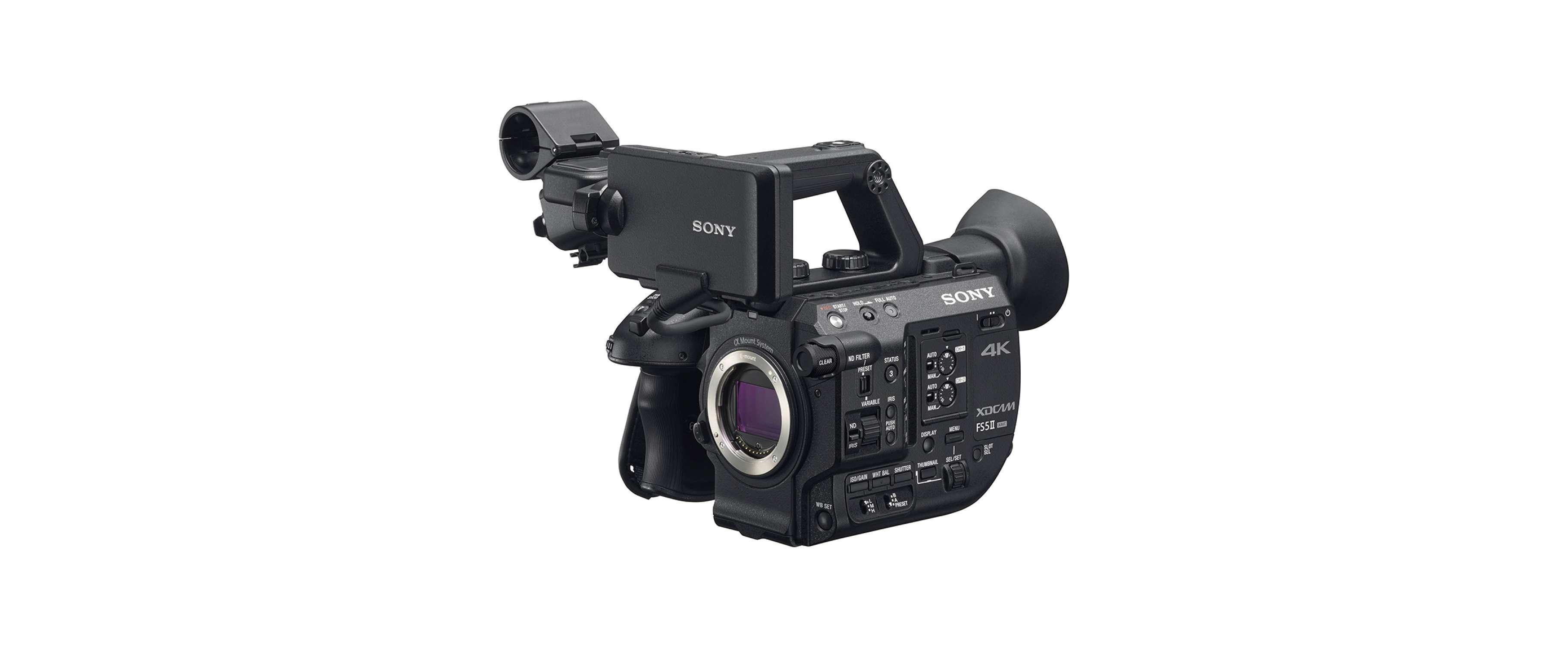 Sony FS5 4K + 128GB