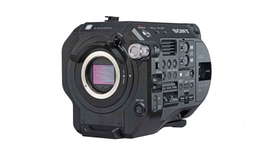 Sony FS7 4K + 3 cartes 64GB