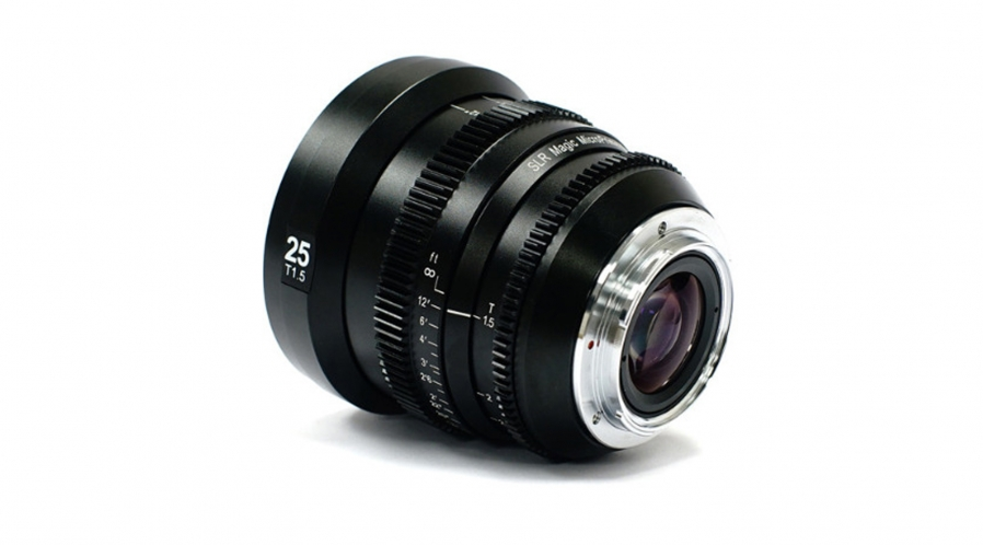 Objectifs E-Mount Slr Magic Microprime Ciné (FF)