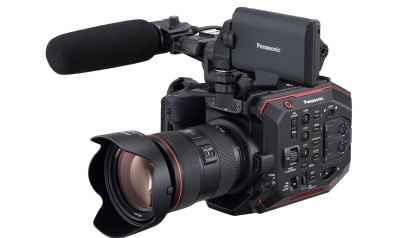 Panasonic EVA-1 + 2 Cartes 128 Go