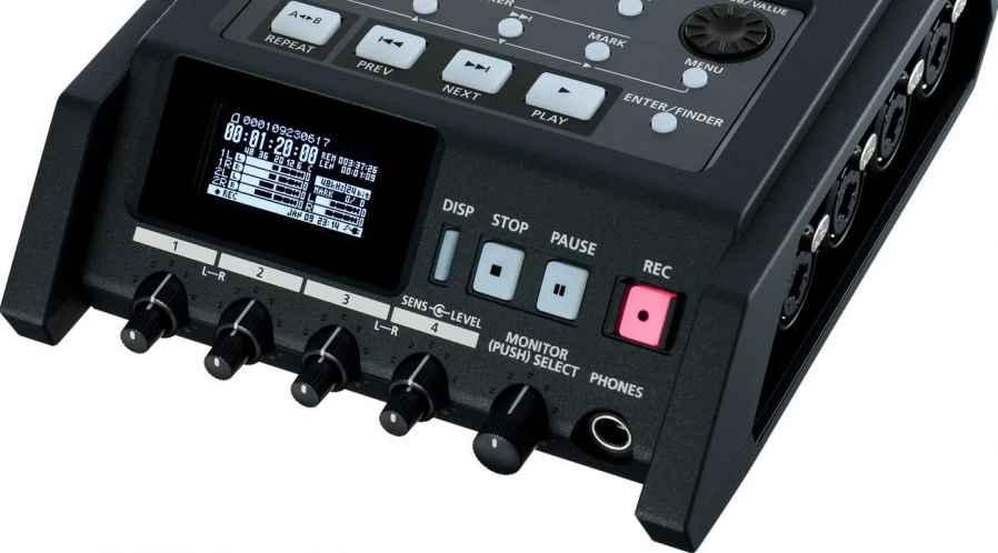 Roland Enregistreur/Mixeur audio 4 entrées