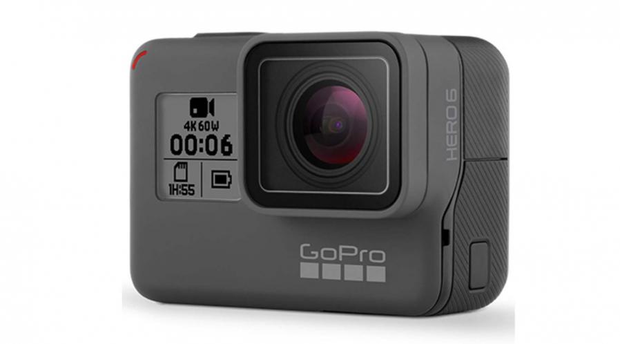 GoPro  6   4K avec 64Go