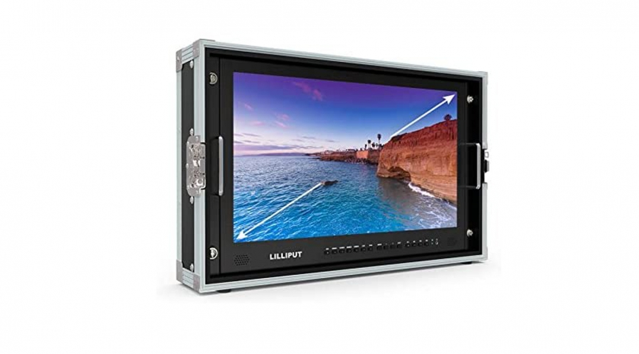 Lilliput Moniteur 23po 4K HDMI & HD-SDI
