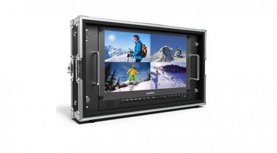 Liliput Moniteur 15po 4k HDMI et HDMI-SDI
