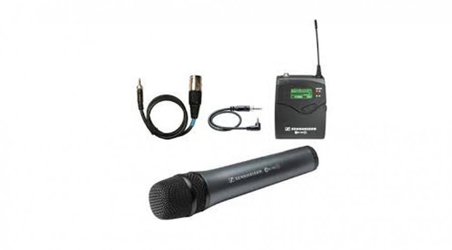 Sennheiser Micro à main sans-fil EW100-G2