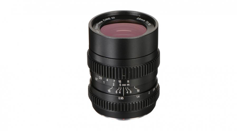Slr Magic Ciné Micro 4/3 ( de 8mm à 50mm )