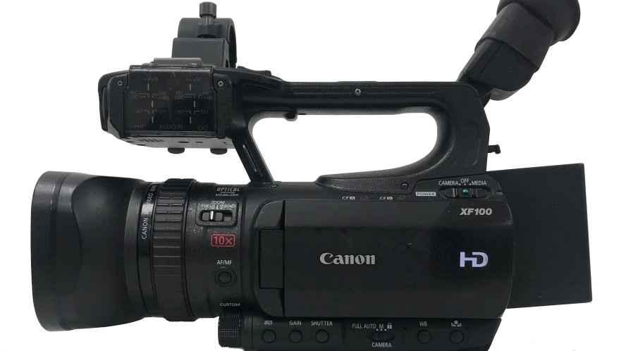 Canon XF-100 - 1 CMOS 50Mb/s 4:2:2