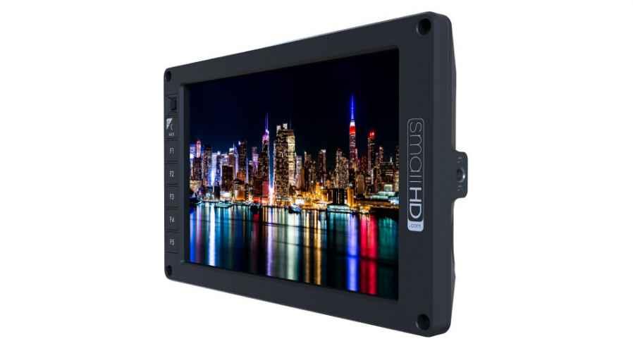 SmallHD Moniteur 7 pouces 702 OLED (SDI, HDMI)