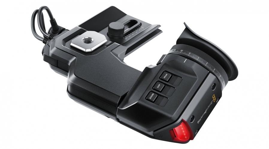 Blackmagic Kit Viseur et Épaulière pour URSA Mini Pro